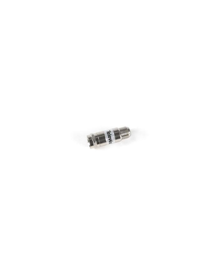 Conector Bloqueador DC tipo F / Televes 4071