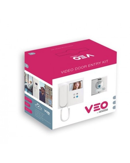 KIT VIDEO VEO VDS COLOR 1/L