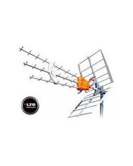 Kit de instalacion de antena TDT para zonas de baja cobertura