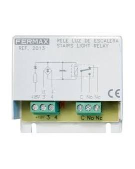 Rele funciones adicionales 2A Fermax 2013