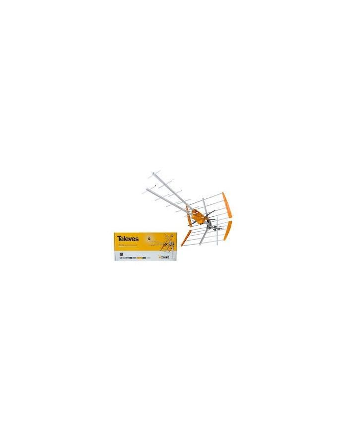 Antena V Zenit UHF Ganancia 15dBi Televes 149202
