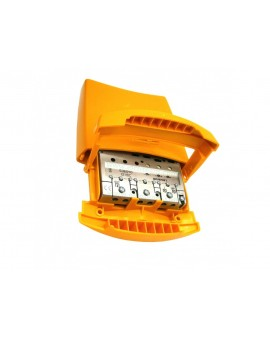 Amplificador de Mástil 3e, 1s, EasyF BIII/DAB(dc)-UHF-UHF(dc)