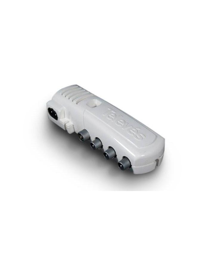 Amplificador de interior LTE 2 salidas + TV, CEI
