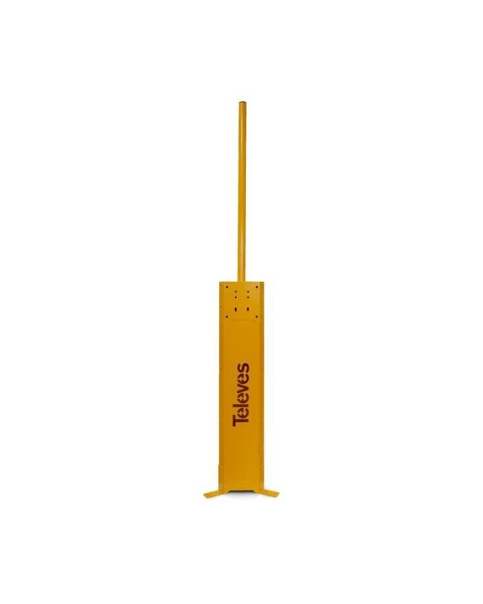 Torre Pack Galvanizado + Naranja 2,2m con accesorios