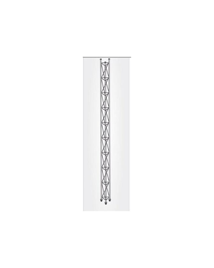 Tramo Intermedio Torre 180 Galvanizado en Caliente 3m