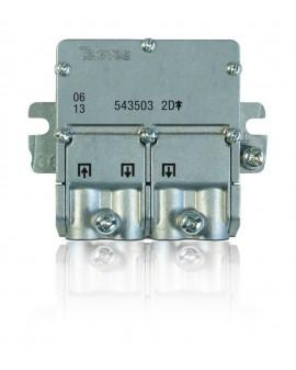 Mini-Repartidor EasyF 2 salidas 2400 MHz