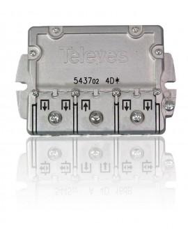 Repartidor 4 salidas Easy F 2400 MHz