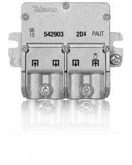 Mini Repartidor Easy F 2400 MHz PAU