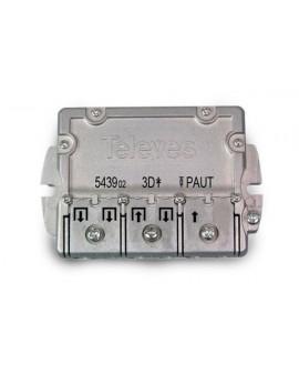 Repartidor PAU 3 salidas 2400 MHz Easy F