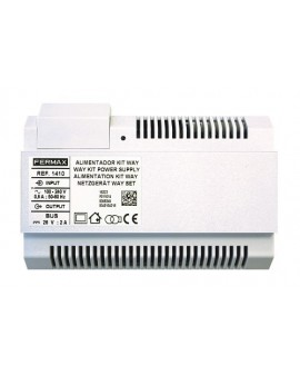 ALIMENTADOR KIT WAY DIN10 26VDC-2A