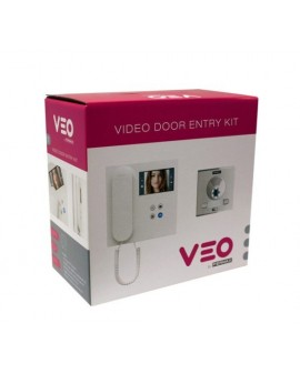 KIT VIDEO VEO VDS COLOR 2/L