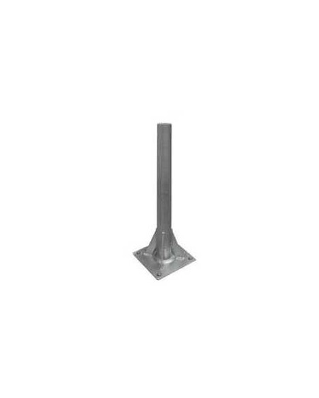 Base ''T'' suelo 750 mm 60x2.9 mm para discos 120/130 cm.