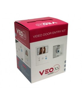 KIT VIDEO VEO-XS DUOX COLOR 2/L