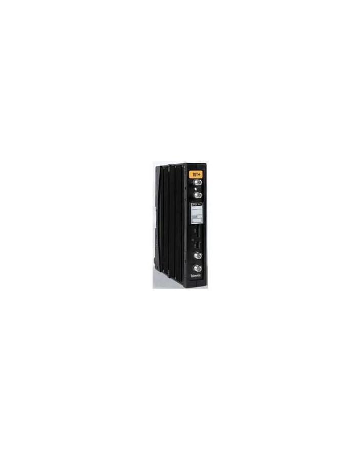 Transmodulador digital QPSK-256QAM (CDC), controlable.