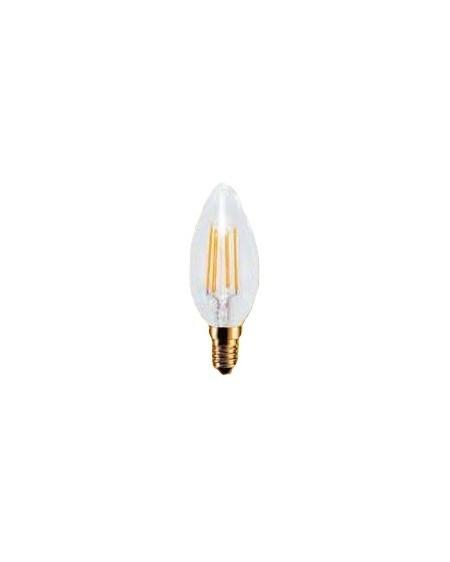 BOMBILLA VELA GOLDEN LED 4W E14