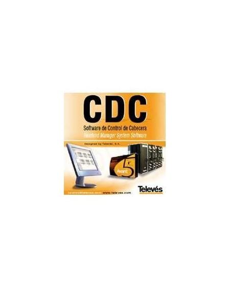 Software CDC 2.0 (Control De Cabeceras).