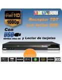 DVD con sintonizador TDT TELEVES 7141