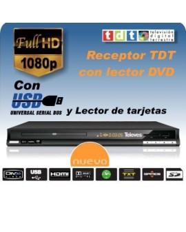 DVD con sintonizador TDT...