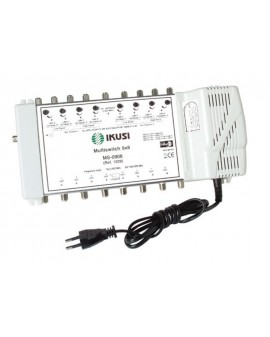 MULTI-SWITCH FI AUTONOMO 9x4 MS-0904