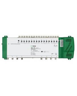 Multiswitch FI autónomo 17x8 MSS-1708