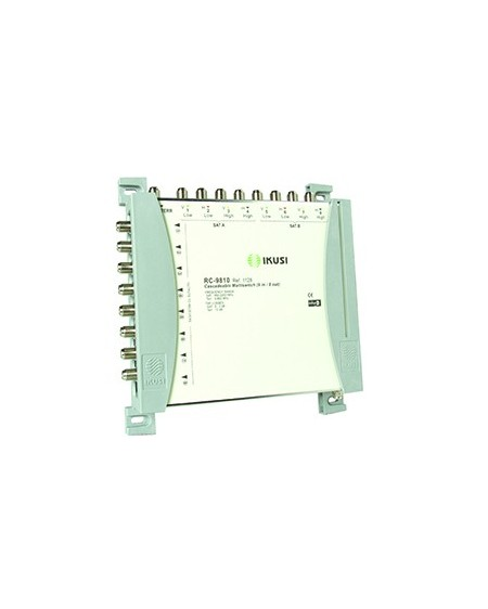 Multiswitches Cascada 9x8 RC-9810