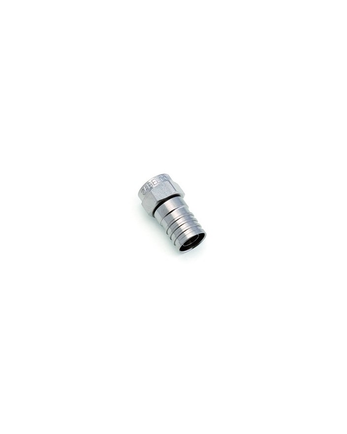 CONECTOR MACHO CRIMPABLE F CTF-190