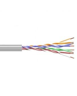 Cable UTP CAT5 Gris (Rollo 305m) CCA