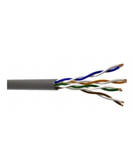 Cable FTP CAT5 Gris (Rollo 305m) CCA
