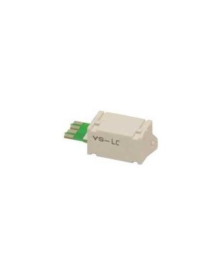Repartidor-mezclador ADSL/telef.
