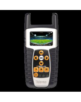 Medidor de campo H30 FLEX para señales DVB-S/S2 + DVB-T Televes 593301
