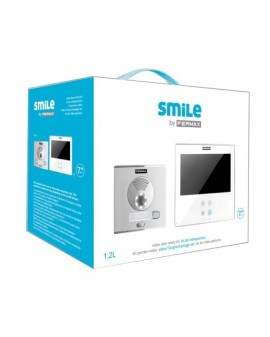 "KIT VIDEO CITY SMILE TOUCH 7"" VDS 1/L"