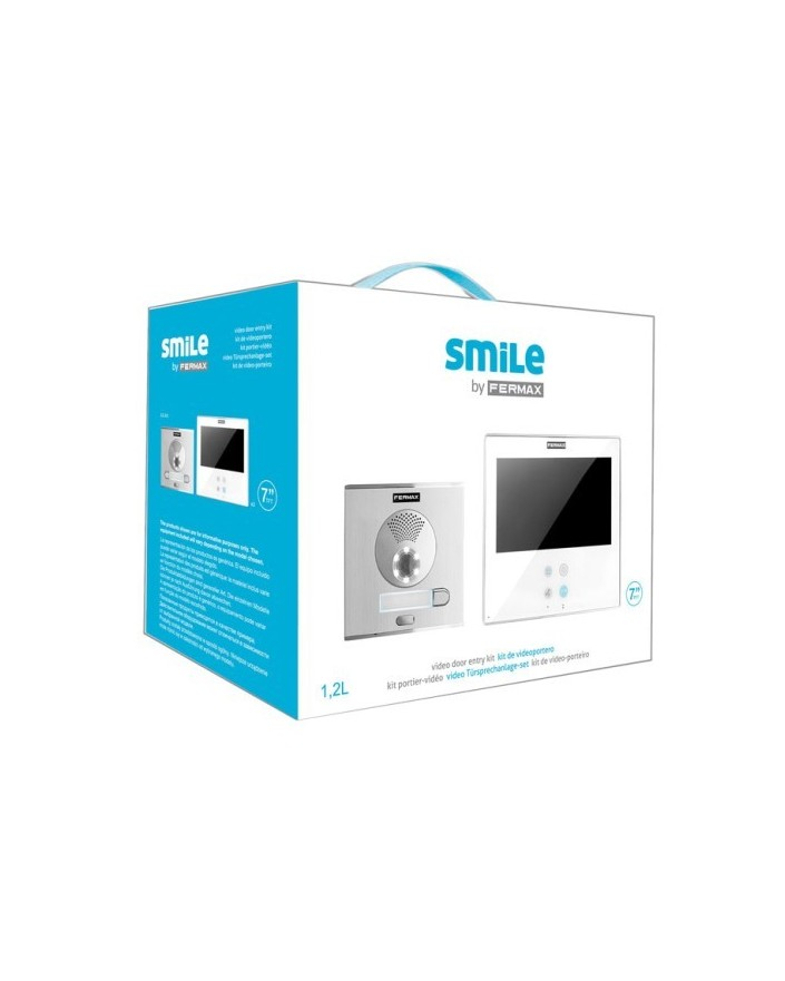 "KIT VIDEO CITY SMILE TOUCH 7"" VDS 2/L"