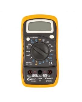 Multimetro Digital Básico DT-850L