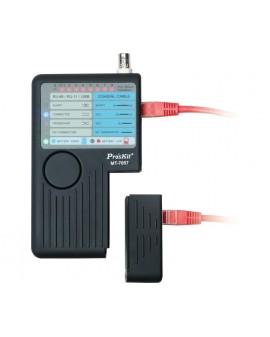Verificador Profesional de líneas de comunicaciones