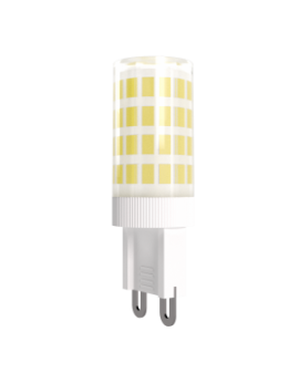 Lámpara LED SMD 3.5W casquillo G9 luz Calida