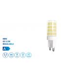Lámpara LED SMD 3.5W casquillo G9 luz blanca