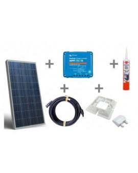 Kit Solar Caravana 150W