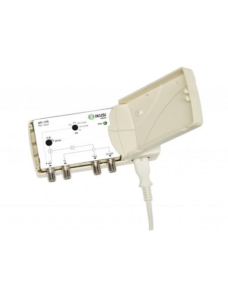 Amplificador autónomo FI-SAT AFI-190