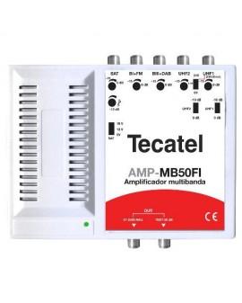 Central Amplificación FI + Terrestre LTE ( 5e / 1s )