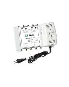 MULTI-SWITCH FI AUTONOMO 5x4 MS-0504