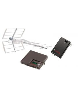 Amplificador selectivo programable MicroMATV BOOK + EXTEND