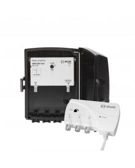 KIT Amplificador SBA100-C60 + Alimentador APB-124