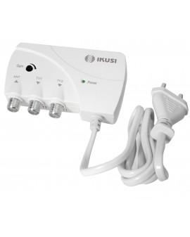 Amplificador de apartamento de 2 salidas ATP-200 Ikusi 3434