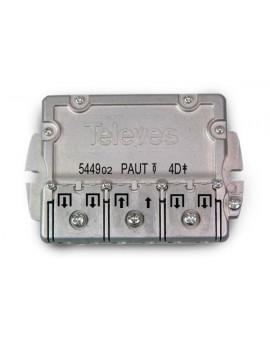 Repartidor PAU 4 salidas 2400 MHz Easy F
