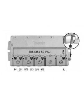 Repartidor PAU 5 salidas 2400 MHz Easy F