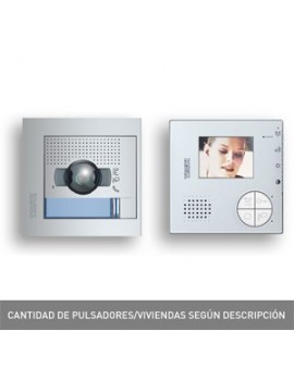 KIT VIDEO V1 MANOS LIBRES - SFERA NEW CLASSE 100V12B REF.376141