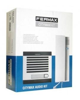 KIT PORTERO CITYMAX 1L AG 230V TEL. BL 06201