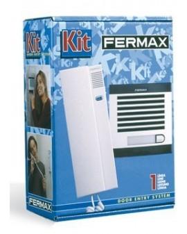 KIT PORTERO CITYMAX 2L AG 230V TEL. BL  06202
