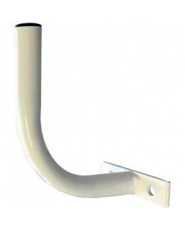 Soporte escuadra/pared con tubo 25 mm para antena Wifi