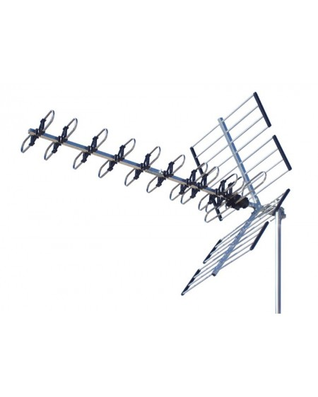Antena TDT-UHF Colineal 14dB